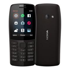 گوشی موبایل دو سیم کارت نوکیا 210 Black