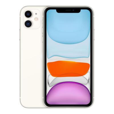 گوشی موبایل دو سیم کارت اپل iPhone 11 128GB White