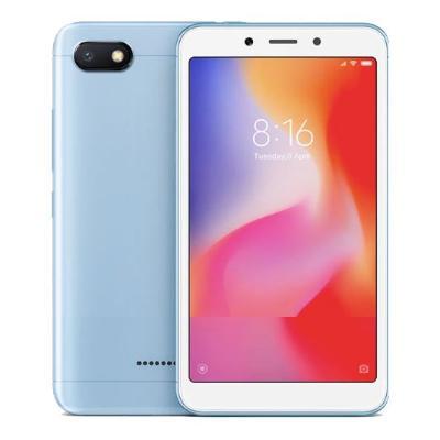 گوشی موبایل دو سیم کارت شیائومی مدل Redmi 6A 16GB Blue