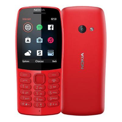 گوشی موبایل دو سیم کارت نوکیا 210 Red