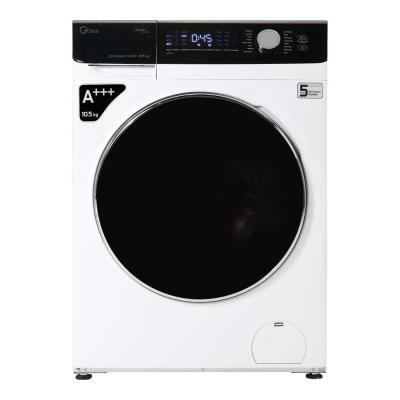 ماشین لباسشویی 10.5 کیلویی جیپلاس مدل K1048W همراه با تخفیف نقدی بعد از نصب