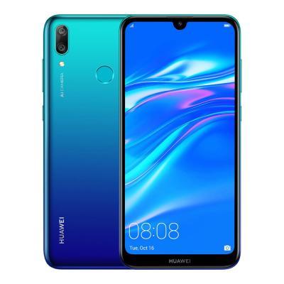 گوشی موبایل دو سیم کارت هواوی Y7 Prime 2019 blue